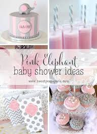 baby shower for girl ideas 120 best pink elephant baby shower theme images on