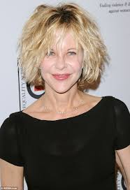 meg ryan s hairstyles over the years meg ryan sells palatial bel air home for 11 1m daily mail online