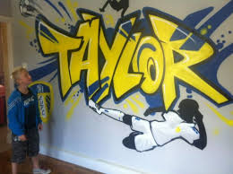 The  Best Graffiti Bedroom Ideas On Pinterest Graffiti Room - Graffiti bedroom