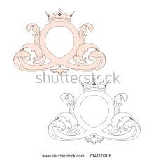crown ornament stock images royalty free images vectors