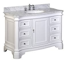 kitchen bath collection vanities kitchen bath collection kbc a48wtcarr katherine bathroom vanity