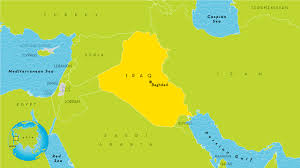 baghdad on a map iraq country profile national geographic