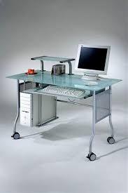 Computer Desks Modern Impressive Modern Glass Computer Desk Glass Computer Desk Modern