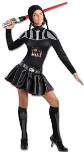 Star Wars Halloween Costumes Space Leader Dress Costume Female Star Wars Costume Black Darth