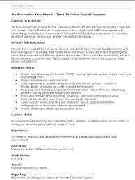 How To Write Job Responsibilities In Resume by Professional Resume Writer Job Description