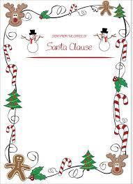 35 christmas letter templates u2013 free psd eps pdf format
