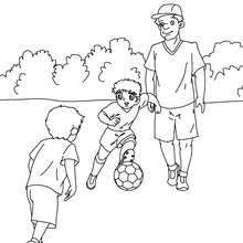 Father U0027s Coloring Pages Coloring Pages Printable Coloring