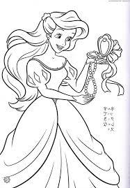 disney princess christmas coloring pages printable free printable