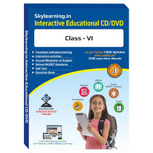 amazon in buy skylearning cbse class 6 cd dvd combo pack english