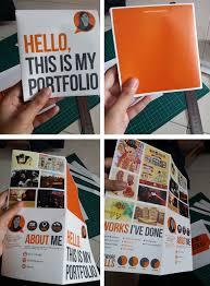 Portfolio Folder For Resume Portfolio Self Promo By Dyla Rosli Could Be An Interesting Way