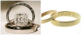 wedding ring engravings wedding band engraving ideas wedding bands wedding ideas and