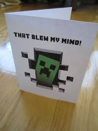 53 best party minecraft style images on pinterest minecraft