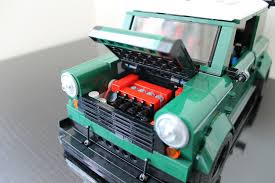 mini cooper modified 2015 lego mini cooper 10242 modified flickr