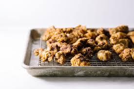 crispy chicken fried steak bites with white wine sausage gravy i
