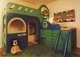 3 Way Bunk Bed Kiddo Time Machine Vintage 70s Kid U0027s Room Were Swank U2013 Modern