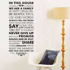home decor quotes wall decals best decoration ideas for you