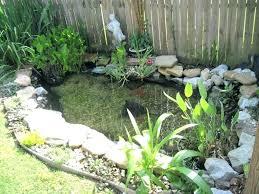 Backyard Ponds Ideas Small Garden Pond Ideas Beautiful Backyard Pond Ideas For All