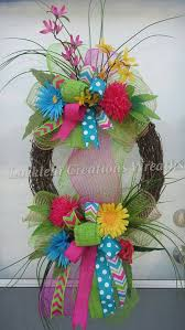 Easter Decorations With Deco Mesh by 684 Best Crafts Images On Pinterest Burlap Wreaths Holiday