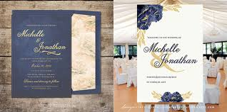 navy and blush wedding invitations navy blue wedding wedding invitations soumya s invitations