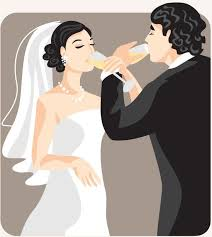 23813 coloring images drawings marriage