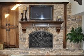 Ideas Fireplace Doors Fireplace Remodel Ideas Sciatic
