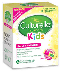 culturelle probiotics kids daily probiotic dietary supplement