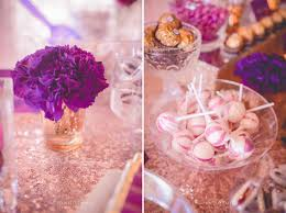 plum gold floral baby shower dessert table u2022 enchanted empire