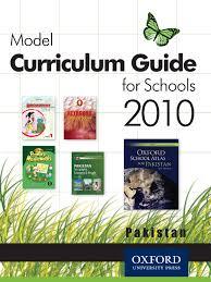 model curriculumn guide urdu reading process