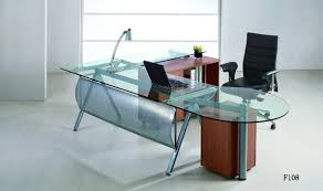 Glass Office Desk Office Glass Table Personable Fireplace Plans Free Fresh In Office