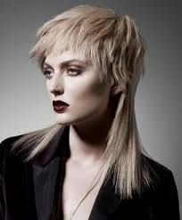 mullet hairstyles for women mullet cut with bangs in 2014 famous hairstyles pinterest
