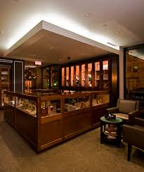 cigar humidor display cabinet d c s oldest tobacconist get s a new look draper s tobacco turns