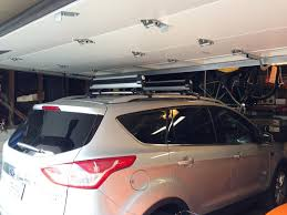Ford Escape Light Bar - thule ski rack on 2014 escape 2013 2014 2015 2016 2017