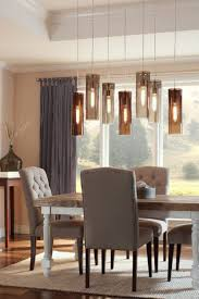 dining room table lighting kitchen bar lights contemporary