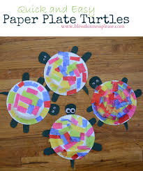 paper plate turtle craft for kids hobby farms