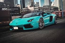 lamborghini gold and diamonds first blu glauco lamborghini aventador roadster adv 1 by marcel