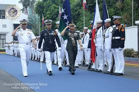 Flag Officer In Command Philippine Navy General Año Makes Final Visit To Philippine Navy Update Philippines