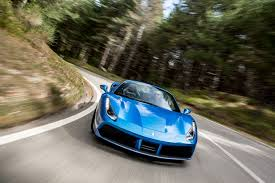 ferrari 488 custom wallpaper ferrari 488 spider cabriolet roadster blue cars