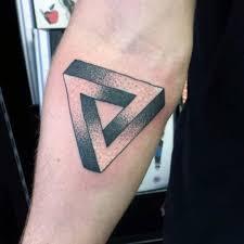 40 triangle tattoos tattoofanblog