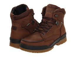 ecco s boots canada ecco chiltern ecco track 6 gtx moc toe boot mens bison ecco
