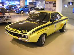 opel olympia 1970 opel manta brief about model