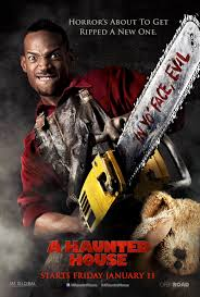 final u0027a haunted house u0027 posters spoof u0027texas chainsaw 3d u0027 and u0027the