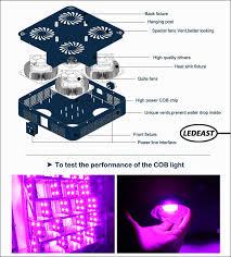 Full Spectrum Led Grow Lights 360w Spider Cob Grow Light Full Spectrum Led Grow Light Hydroponic