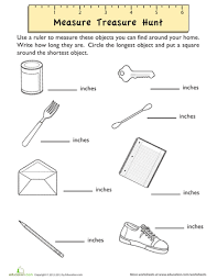 2nd grade measurement worksheets u0026 free printables education com
