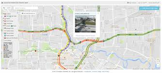 Buffalo Bayou Park Map Major Freeway Closure I 10 Downtown Houston U2013 Hurnews