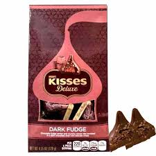 fudge boxes wholesale hershey kisses deluxe fudge s candy blaircandy