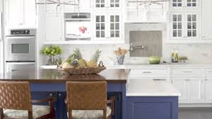 Better Homes And Gardens Kitchen Ideas Kitchen Design Ideas Blue Color Scheme Ideas Youtube