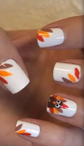 25 thanksgiving nail designs ideas for november nails