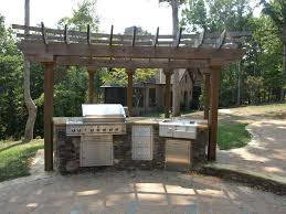 Outdoor Grill And Fireplace Designs - outdoor kitchen with fireplace designs kitchen decor design ideas