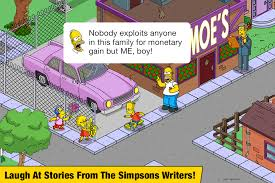 simpsons tapped android apps google play
