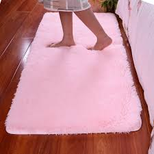 pink bath rug rugs and runners ideas